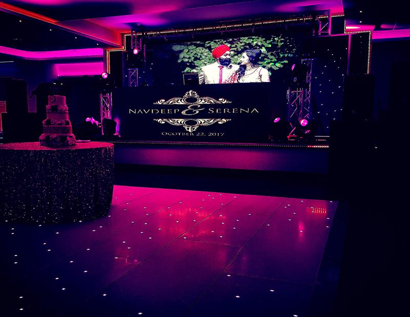 Wedding event